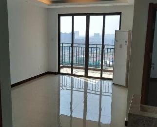 橡树城 1600新精装2房 设施配齐 电梯18楼80平
