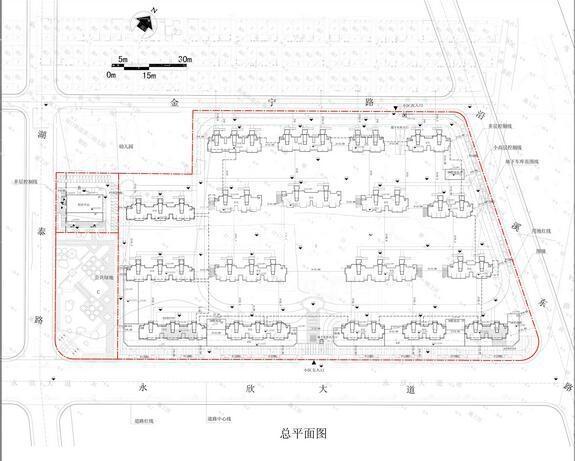 禄口G48地块规划图
