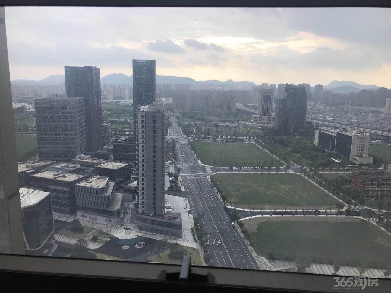 余杭地铁口开元名都,豪华装修,无敌景观房!!总价136万!!
