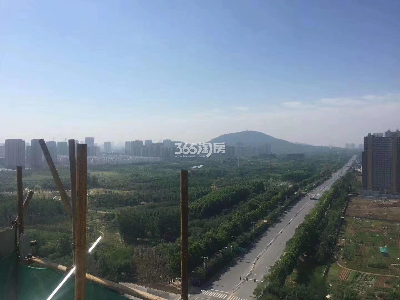 禹州平湖秋月周边环境实景图(2018.8.17)