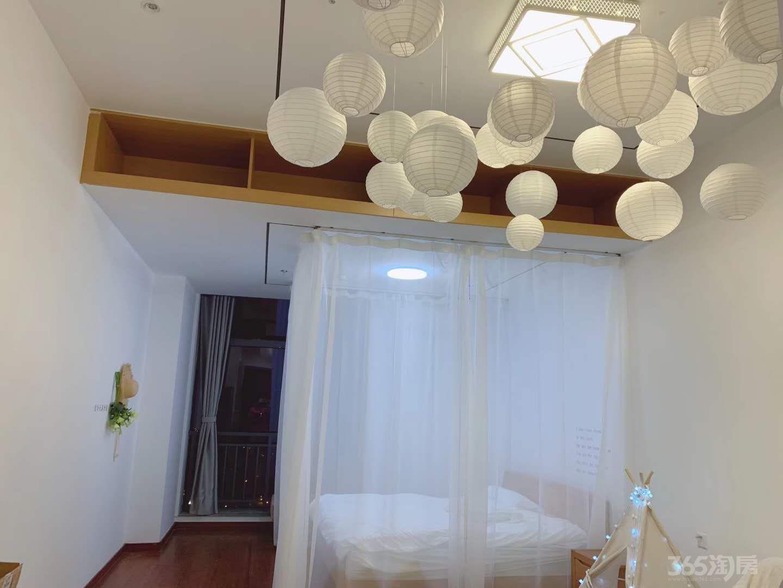 园区绿景苏州公馆1室1厅1卫50�O