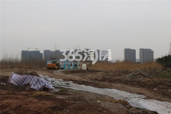 绿地·海悦实景图(3.29)