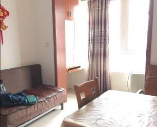 盛江花园牡丹园单室套出租 精装修随时看房 家电齐全 紧邻