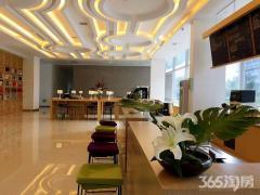 江景5A写字楼 交通停车便利 配咖啡休闲区 健身娱乐区 路