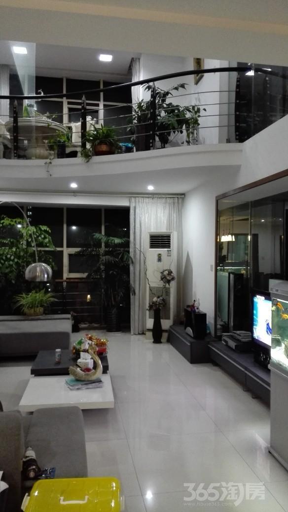 华侨城6室3厅2卫318平米2008年产权房豪华装