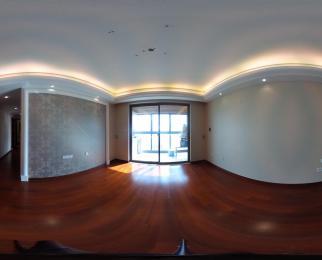 奥体世茂海峡城 云玺湾 精装三房 空调地暖 新房未住 看房方便