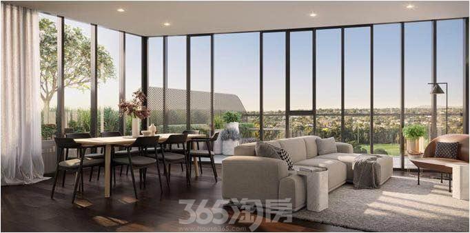 亚东OROS:墨尔本富人区公寓仅220万!