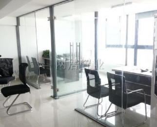 悦恒君铂 胜太路地铁口平层精装商业办公写字楼可注册
