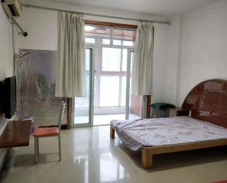 浦口 1室1厅1卫 楼层好 家具家电齐全 拎包入住 看房方便