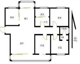 奥南 升龙天汇 精装大三房 居家陪读优选 急租