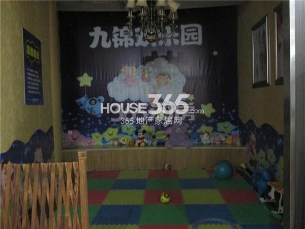 九锦1号售楼部内实景图(2015.11.19)