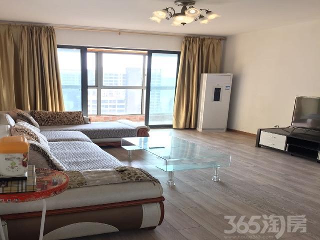 发能国际城3室2厅1卫122平米整租豪华装
