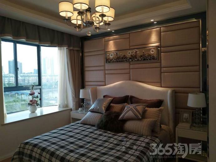 华新阳光城3室2厅2卫115平米2015年产权房毛坯
