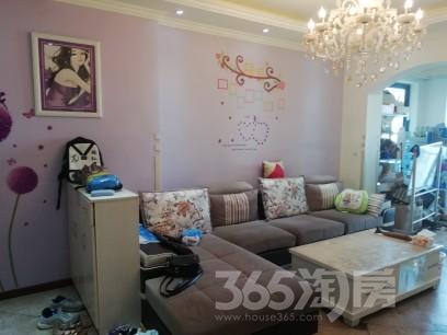 幸福世家2室2厅1卫88.8平米2013年产权房精装