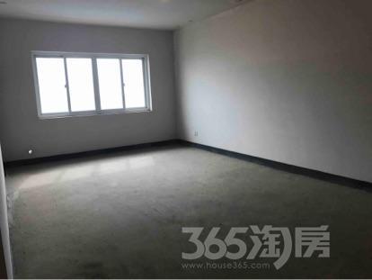碧桂园3室2厅1卫113平米毛坯产权房2012年建满五年