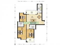 越秀星汇城3室2厅2卫180万元123平方