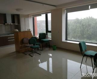 乐基广场1号楼145平精装公寓 朝北大间 8300一个月转租 可