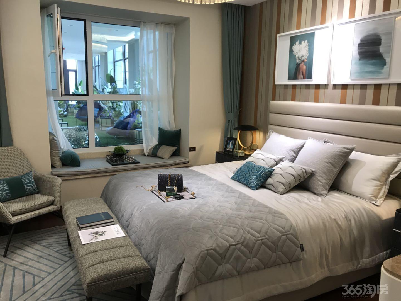 富力城3室2厅1卫112平米2018年产权房精装