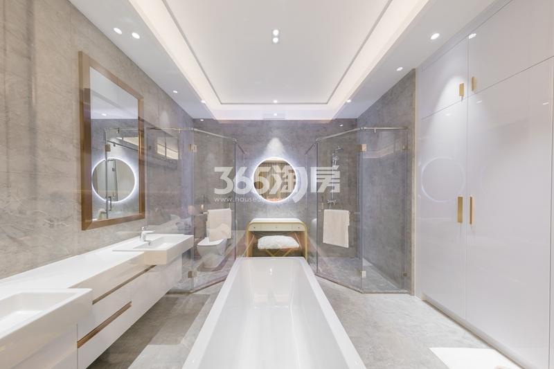 阳光100喜马拉雅D户型样板间-卫浴