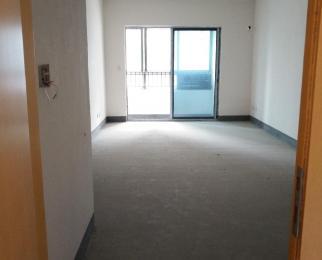 中渝国宾城1室1厅1卫63.57平方产权房毛坯