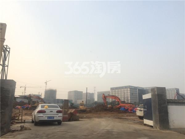 龙湖北宸星座施工进展(2.2)