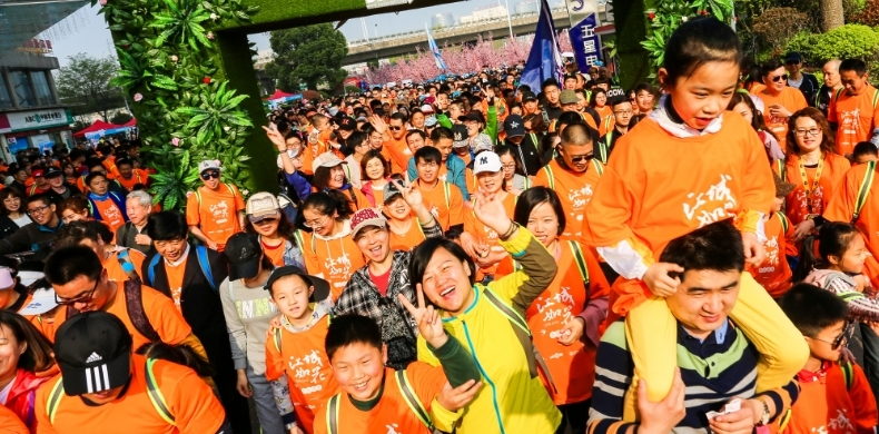 2000个小目标完美兑现 江城如花公益读城与城市共美好