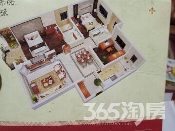 同美生活区3室2厅2卫119平米2018年产权房毛坯
