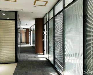 南京中心 友谊 金鹰旁 精装修 随时看 拎包办公 电梯旁