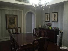 恒基玲珑翠谷5室3厅3卫236平方产权房豪华装
