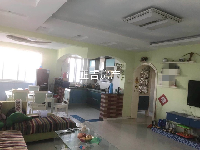 育红+11中双学区房,北京西路铁佛花园 精装修3房 116平米