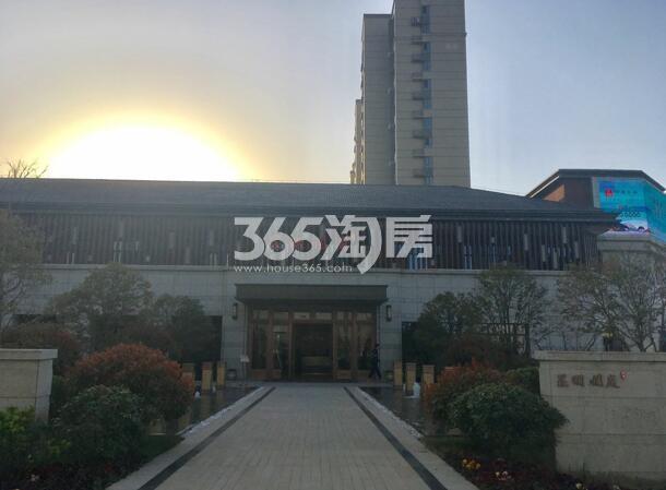 中建昆明澜庭项目售楼中心实景图(拍摄于2018.5.15)