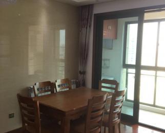 白金湾一期3房2厅130平米拎包入住3200元