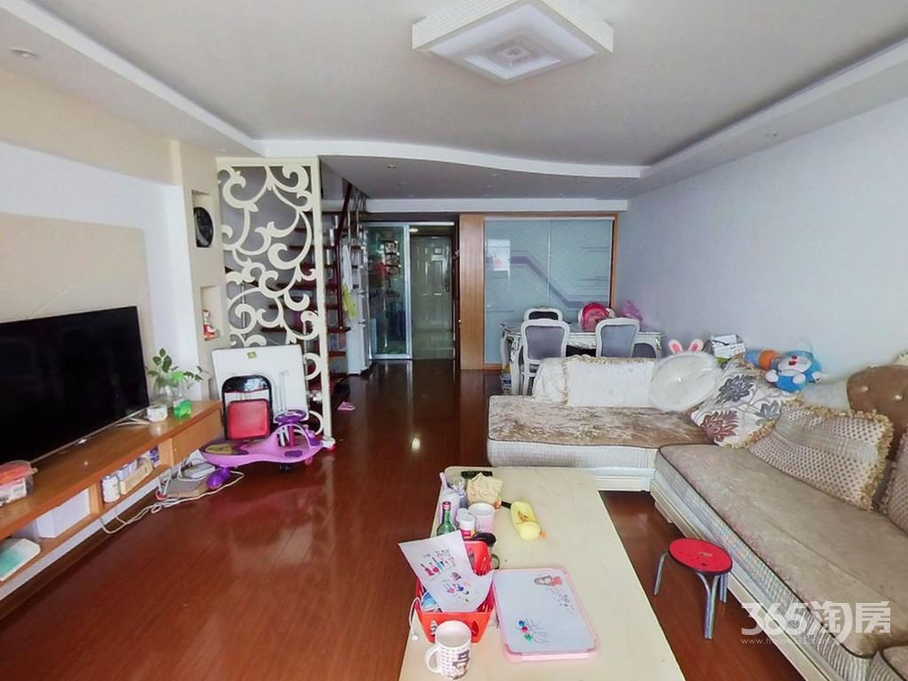 尚景公寓2室2厅2卫66.02平米2005年产权房精装