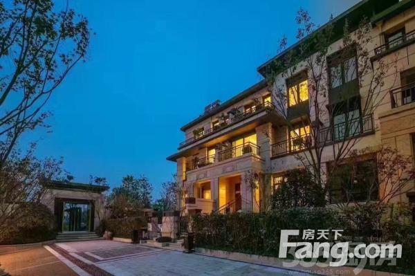 中海运河丹堤6室4厅3卫190平米2017年产权房毛坯