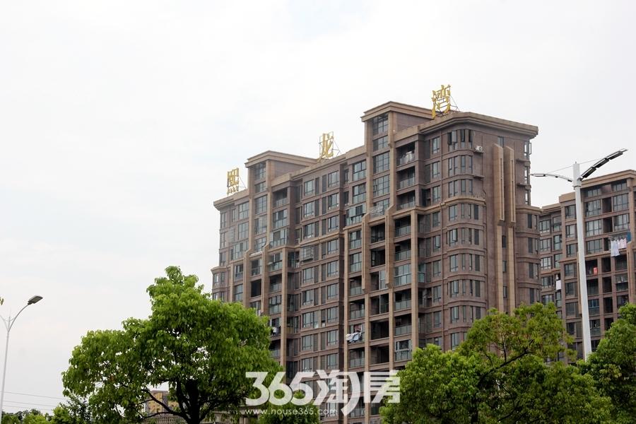 鸿瑞熙龙湾住宅实景图(2018.8摄)