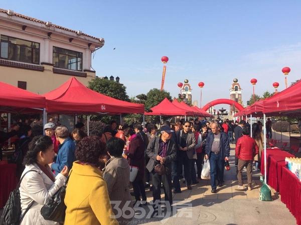 北外滩水城淘房狂欢节嗨翻天  人气火热引爆11.11