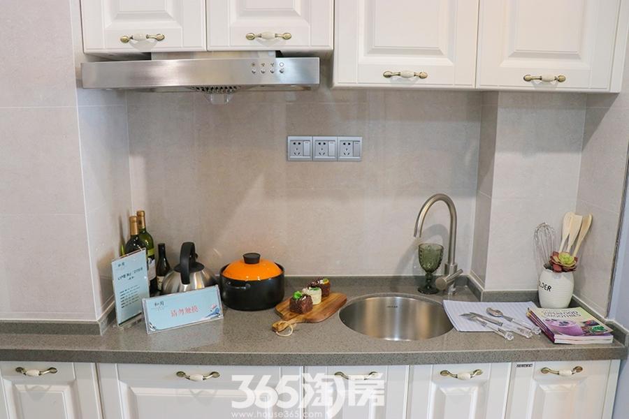 三潭音悦37平户型样板间—厨房