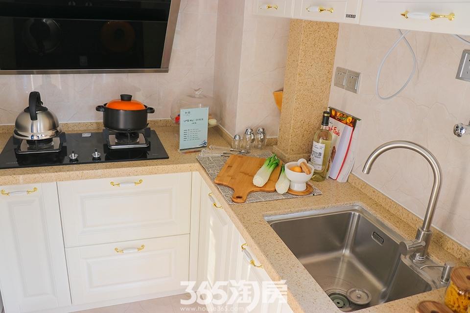 三潭音悦44平户型样板间—厨房
