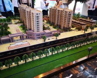 紫金公园府精装均价1万1尾盘特价卖地铁三号线对接上海9号线