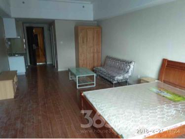 铜山万达公寓1室1厅1卫56平米整租精装