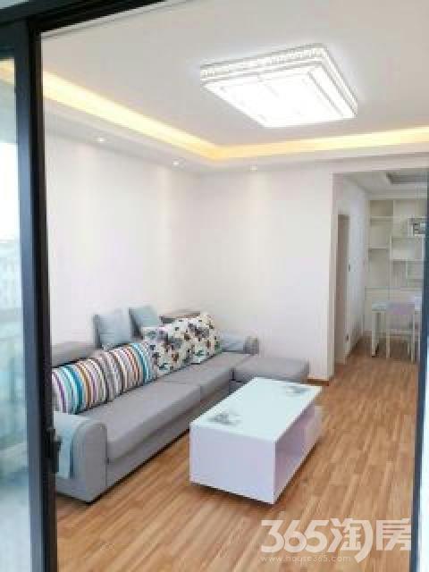 蓝庭国际2室2厅1卫95平米整租精装
