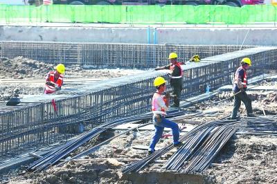 长江五桥夹江隧道建设有序推进 全长约10.33公里