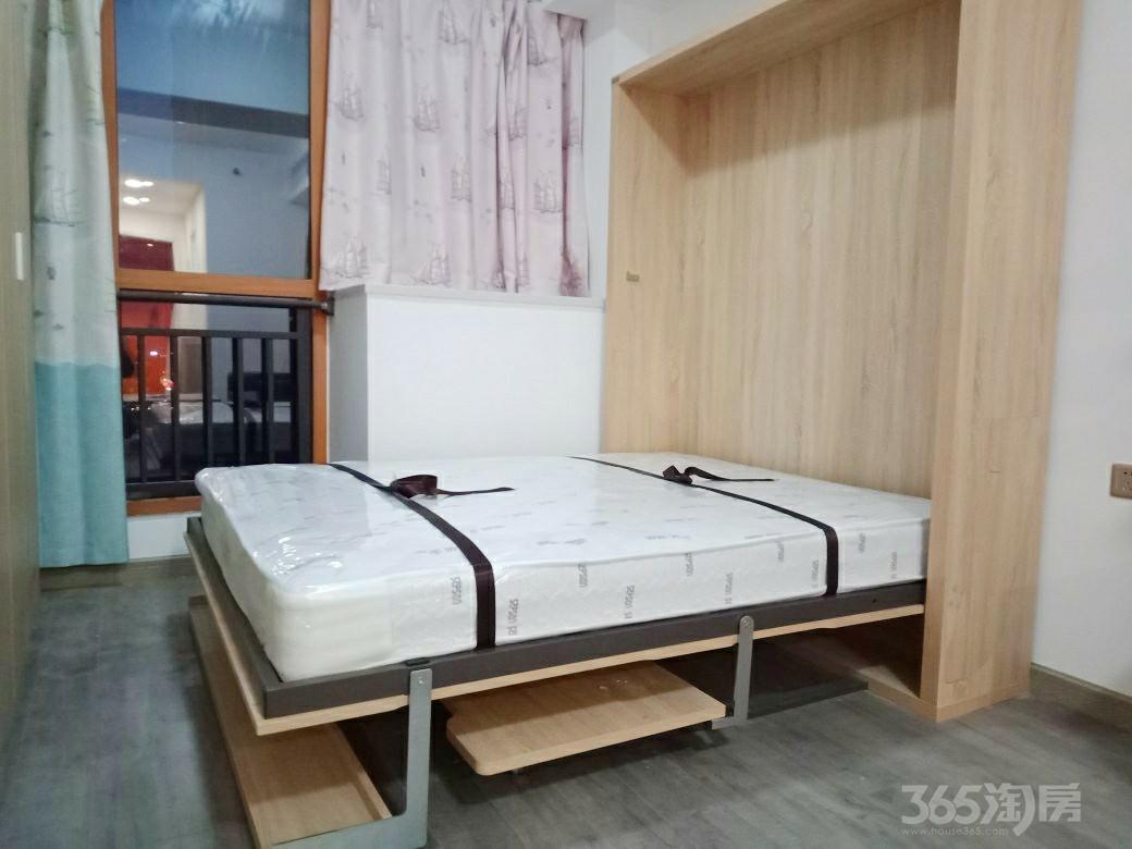 香榭兰岛1室0厅1卫56平米整租精装