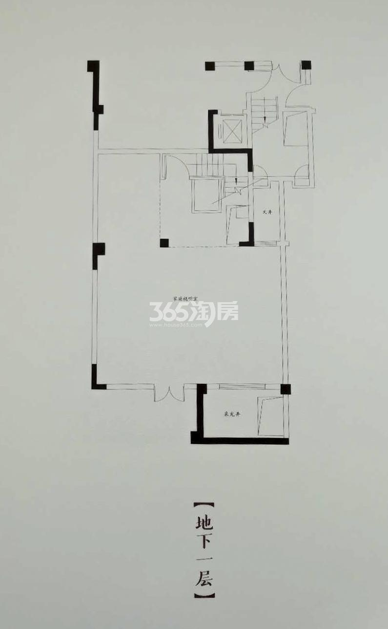 瘦西湖院子户型图