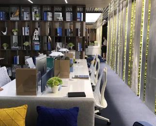 证大喜玛拉雅中心310平米整租豪华装可注册