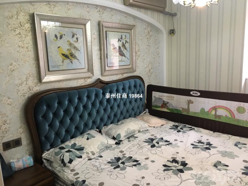 华润国际社区3室2厅1卫115㎡2013年产权房豪华装