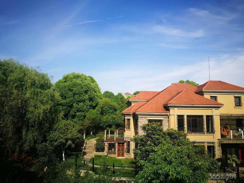 西湖区独栋别墅,价格美丽,环境优美,靠市区但安静!悠然见南山