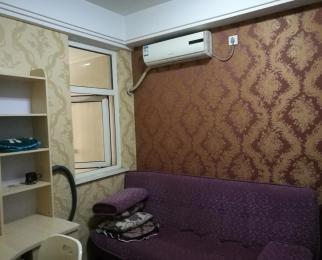 仙林经天路地铁站附近仙林悦城2室1厅1卫80㎡整租豪华装