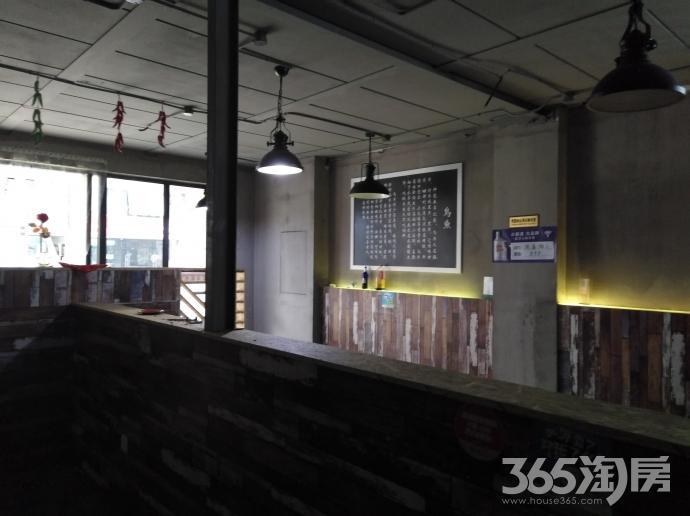 殷巷星光名座门面160平米可餐饮已装修无转手费