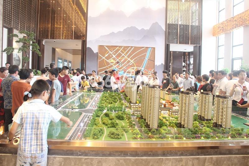 国祯·健康城实景图